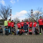 かけっこ塾(2017年2月11日開催)