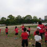 6月11日 日曜日開催 かけっこ塾