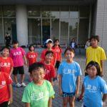 8月5日 開催 かけっこ塾