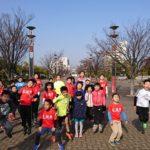 1月20日 かけっこ塾開催