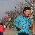 1月13日かけっこ塾開催 14日試合活動報告