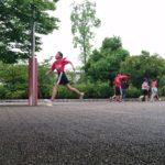 7月7日 かけっこ塾開催
