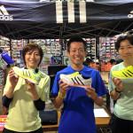 大阪と西宮でのランニング教室