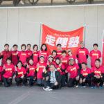 3月25日 走健塾杯   大会報告  ゲスト: 間寛平さん