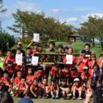 坂本直子さん記録挑戦リレーマラソンin竹ヶ端運動公園